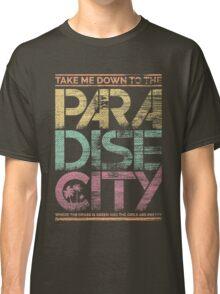Paradise City Classic T-Shirt