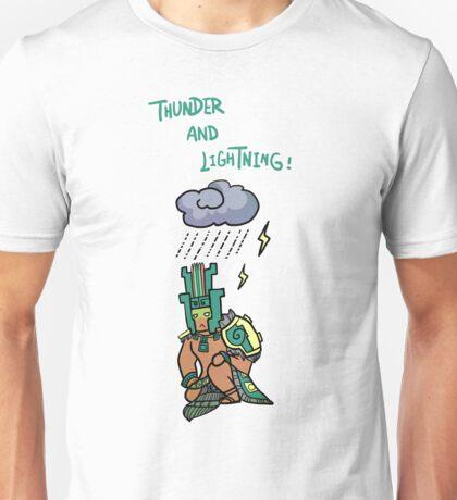 Smite - Thunder and Lightning! (Chibi) Unisex T-Shirt