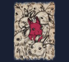 BUNNIES GALORE! Kids Tee