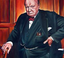Churchill by wonder-webb