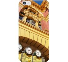 Time to Admire iPhone Case/Skin
