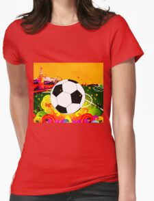 Kickoff 578 Womens Fitted T-Shirt