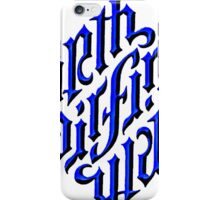 Earth 578 iPhone Case/Skin
