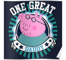 One Great Daddy Poster