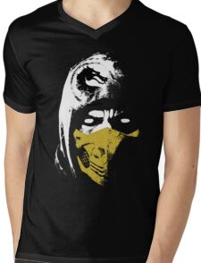 Scorpion X Mens V-Neck T-Shirt