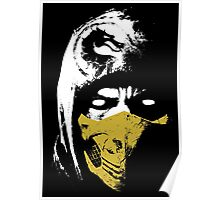 Scorpion X Poster