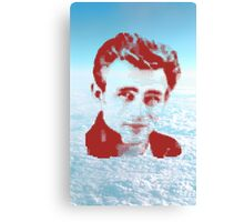 JAMES DEAN ON SKY Canvas Print