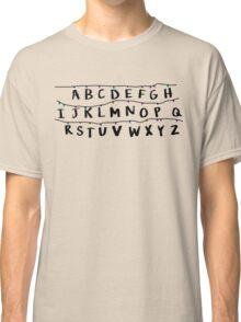 STRANGER THINGS - LIGHTS Classic T-Shirt