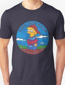 Colourful Cartoon Unisex T-Shirt