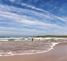 Islay: The Surfer by Kasia-D