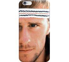 Bjorn Borg 1981 iPhone Case/Skin