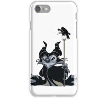 Maleficent Stitch iPhone Case/Skin