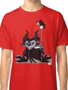 Maleficent Stitch Classic T-Shirt