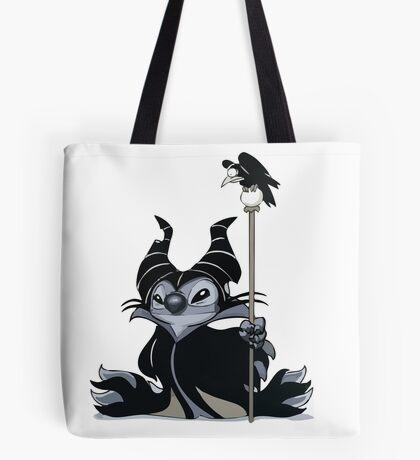 Maleficent Stitch Tote Bag
