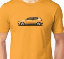 VW Golf GTI MKV Unisex T-Shirt