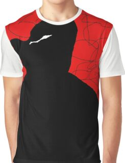 Black and red abstraction Graphic T-Shirt