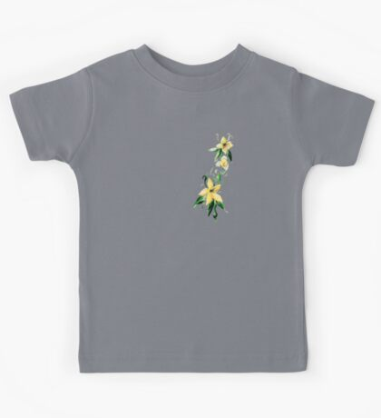 Myrtle Blossoms Kids Tee