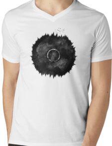Forrest Music  Mens V-Neck T-Shirt