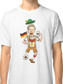 Germany is Four-time World Champion Classic T-Shirt