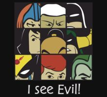 I see Evil! by deqp