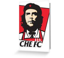 CHE FC Greeting Card
