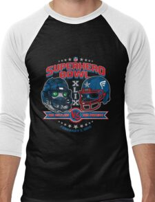 Chris Vs Chris Men's Baseball ¾ T-Shirt