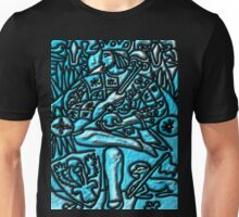 Tarot 4.- The Emperor Unisex T-Shirt