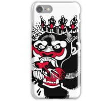 McGregor Gorilla iPhone Case/Skin
