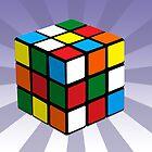 Puzzle Cube by LozMac