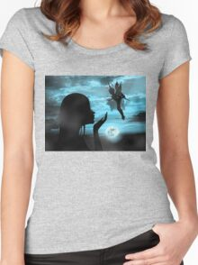 Fairy Kiss Women's Fitted Scoop T-Shirt