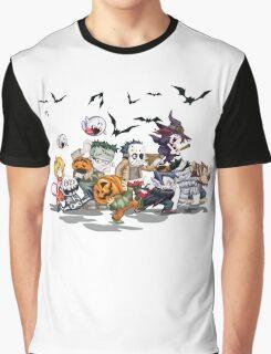 Halloween Team Graphic T-Shirt