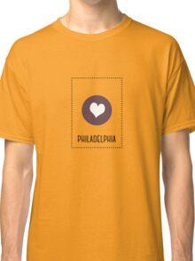 I Love Philadelphia Classic T-Shirt