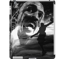 Michael JORDAN - BLACK version iPad Case/Skin