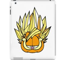 Super Saiyan Garfield  iPad Case/Skin