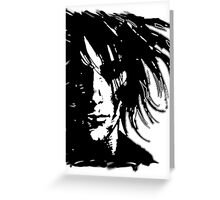 Lord of Dream - Shadow Greeting Card