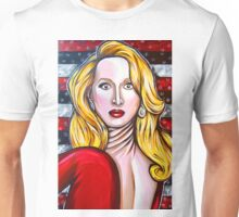 Death Becomes Her Unisex T-Shirt