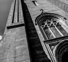 Armagh City Cathedral 2 by Esentia-art