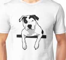Pit Bull T-Bone Graphic  Unisex T-Shirt