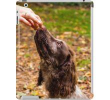 nice and gentle iPad Case/Skin