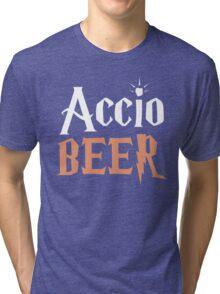 Accio Beer Tri-blend T-Shirt