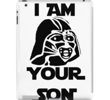 I am your son iPad Case/Skin