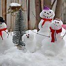 Let it Snow, Let it Snow, Let it Snow by Grinch/R. Pross