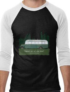 Into The Wild - Bus 142 Men's Baseball ¾ T-Shirt