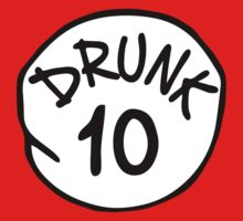 Drunk 10 by Carolina Swagger