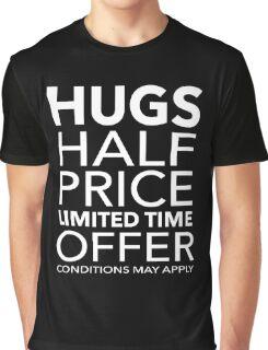 Hugs on Sale Graphic T-Shirt
