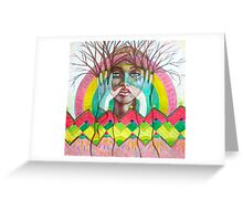 Rainbow Wizardry  Greeting Card