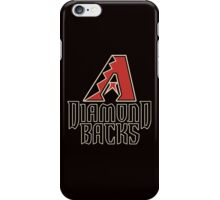 arizona diamondbacks iPhone Case/Skin