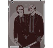 Michael & Jason iPad Case/Skin