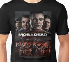 Call of Duty: Black Ops 2 Zombies - Mob of The Dead Artwork Unisex T-Shirt