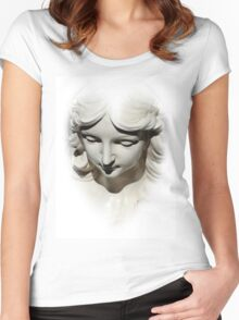 Angel Face Women's Fitted Scoop T-Shirt